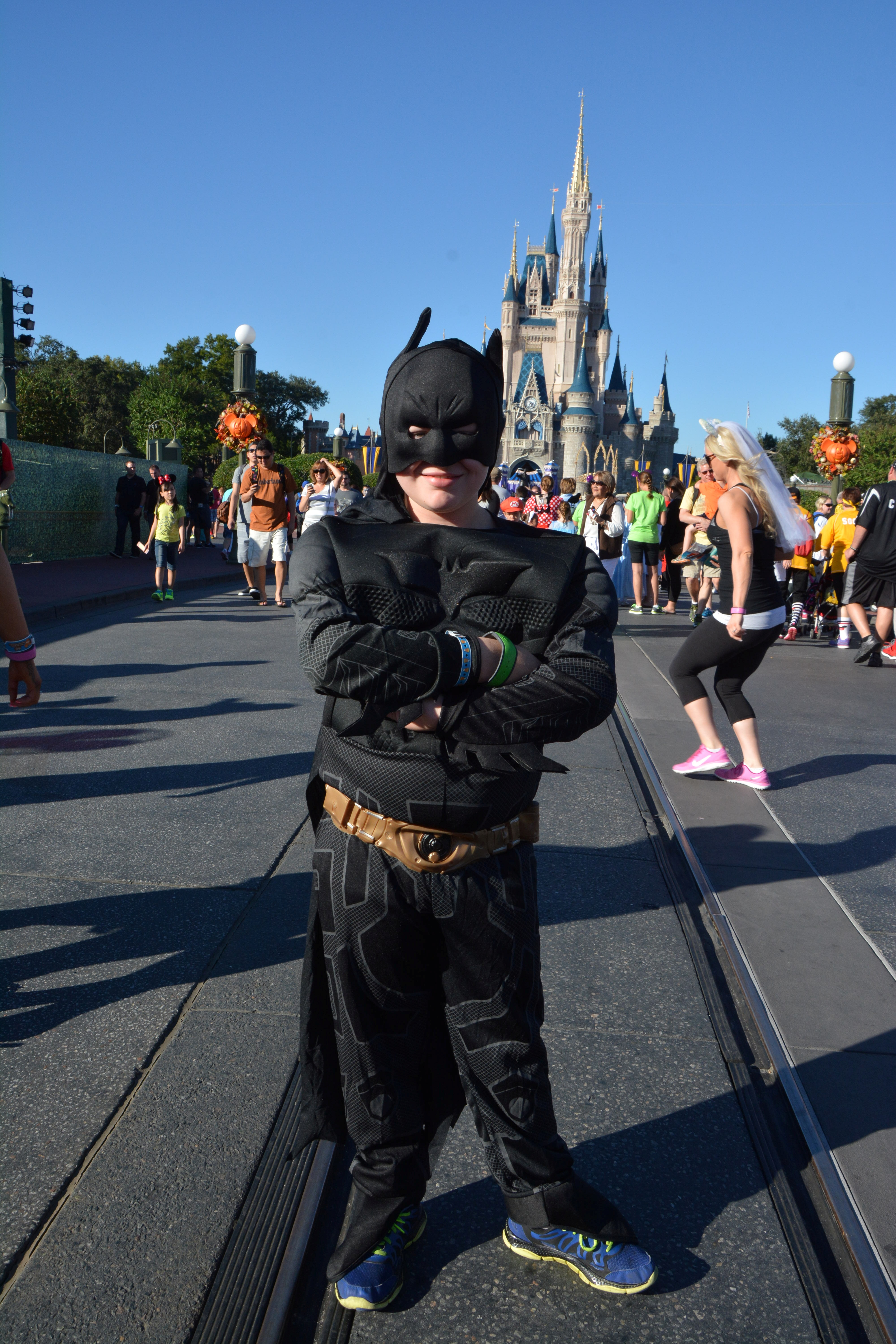 Review – Mickey's Not-So-Scary Halloween Party at Disney World ...